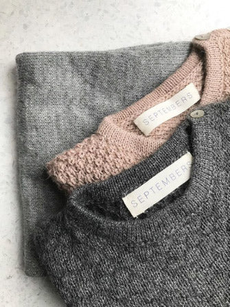 Strik sweater fra SEPTEMBERS
