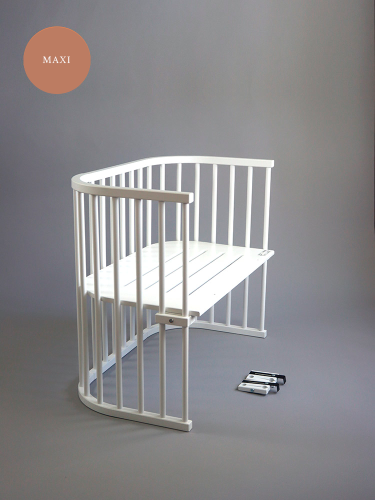 Babybay MAX bed side crib