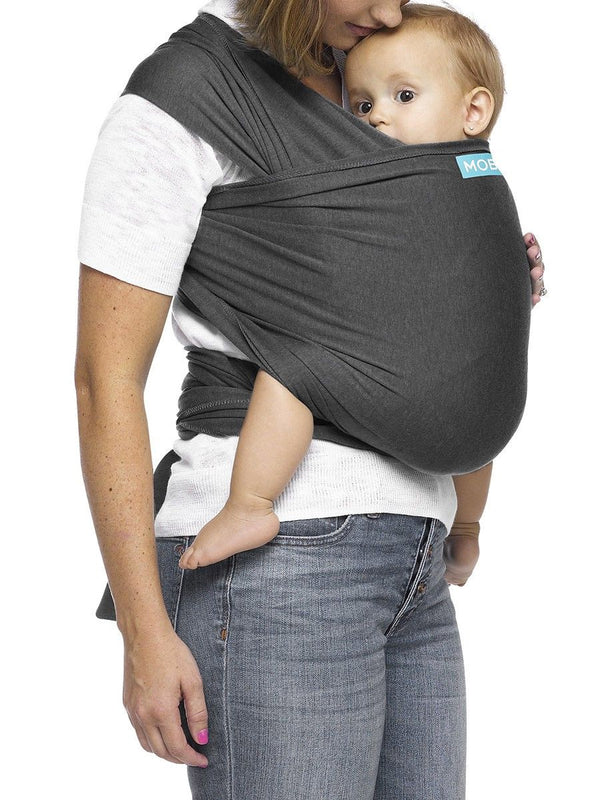 Strækvikle Moby Wrap Evolution - Grå