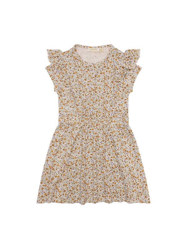 Kjole fra Soft Gallery - Floral Suzy Dress