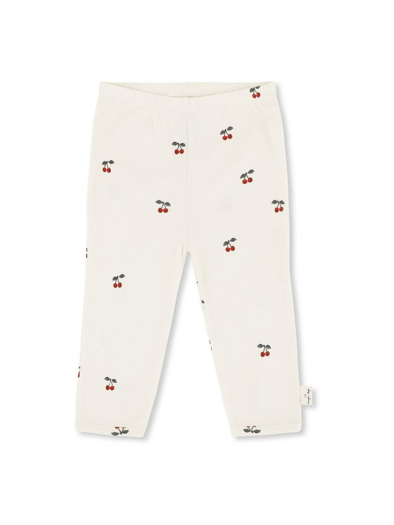 Newborn leggings fra Konges Sløjd - Cherry