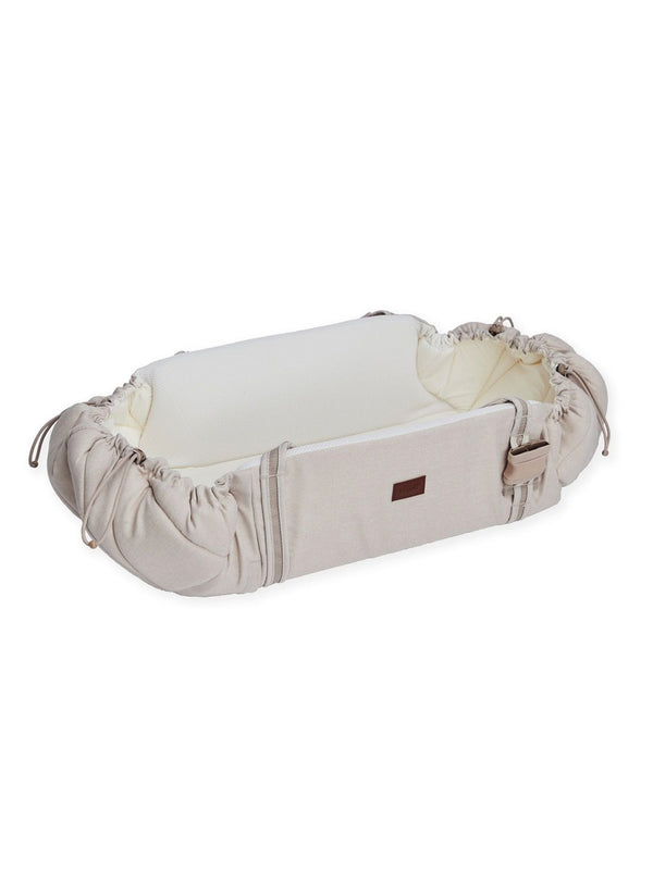 Sleep carrier vol 2 babylift fra Najell - Beige