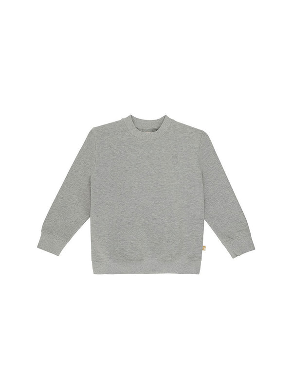 Sweatshirt fra Soft Gallery - Walker Grey Melange Owl