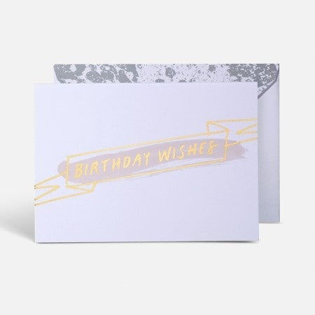 BIRTHDAY WISHES CARD - iDecorate