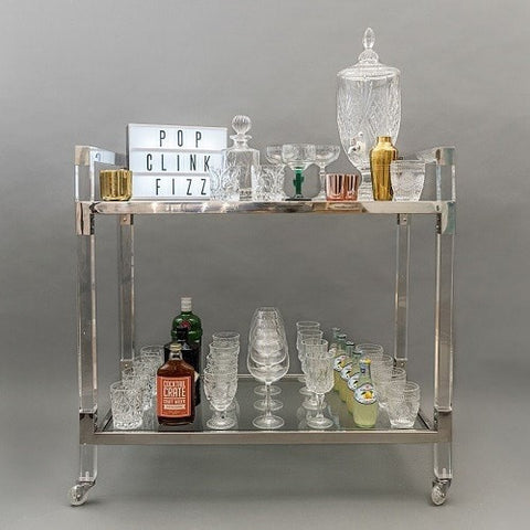 SOHO BAR CART