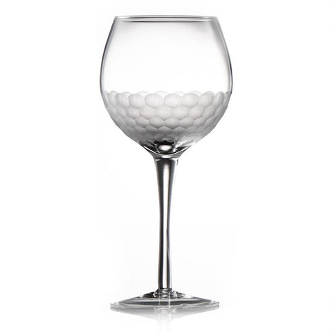 DAPHNE CLEAR WINE GLASSES (SET OF 4)