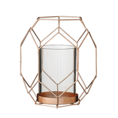 Wire Candle Holder - iDecorate