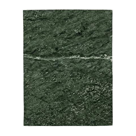 DARK GREEN MARBLE CUTTING BOARD