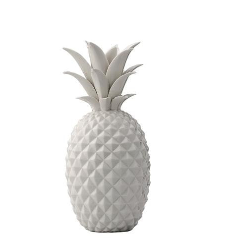 WHITE PINEAPPLE - iDecorate