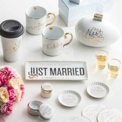 JUST MARRIED MUG WIFEY