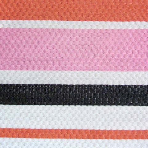 COLOURED BON BON OUTDOOR MAT