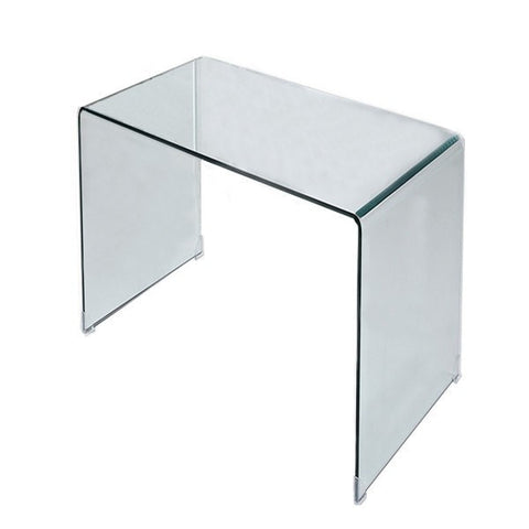 ZOE GLASS DESK