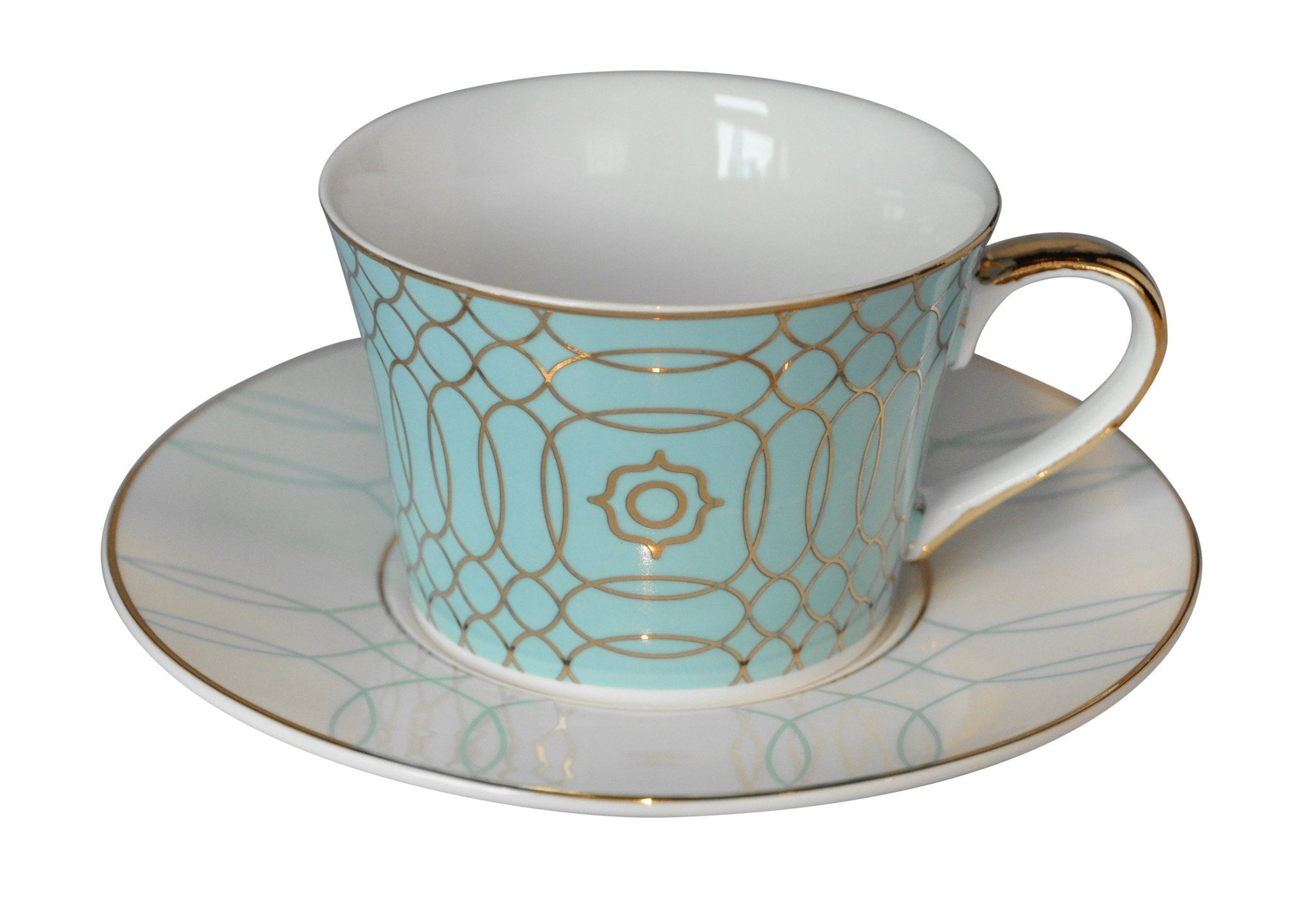 Four piece Wonderland Tea Set - iDecorate