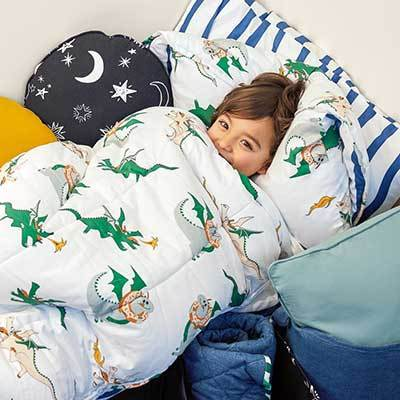 DUNKIN' DRAGON SLEEPING BAG