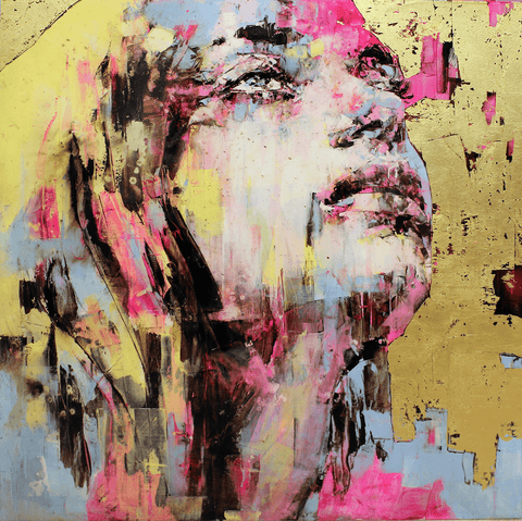 'GOLD 58' MARCO GRASSI LIMITED EDITION PRINT