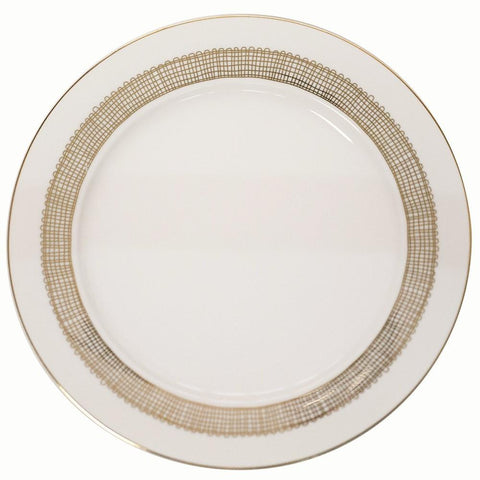 LACE GOLD DINNER SET