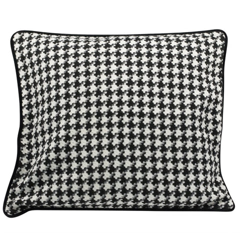 Houndstooth Cushion Cover