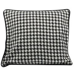 Houndstooth Cushion Cover - iDecorate
