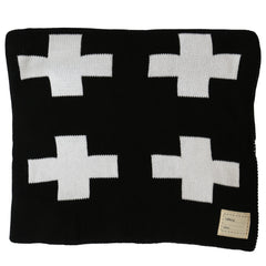 CROSS BABY BLANKET - iDecorate