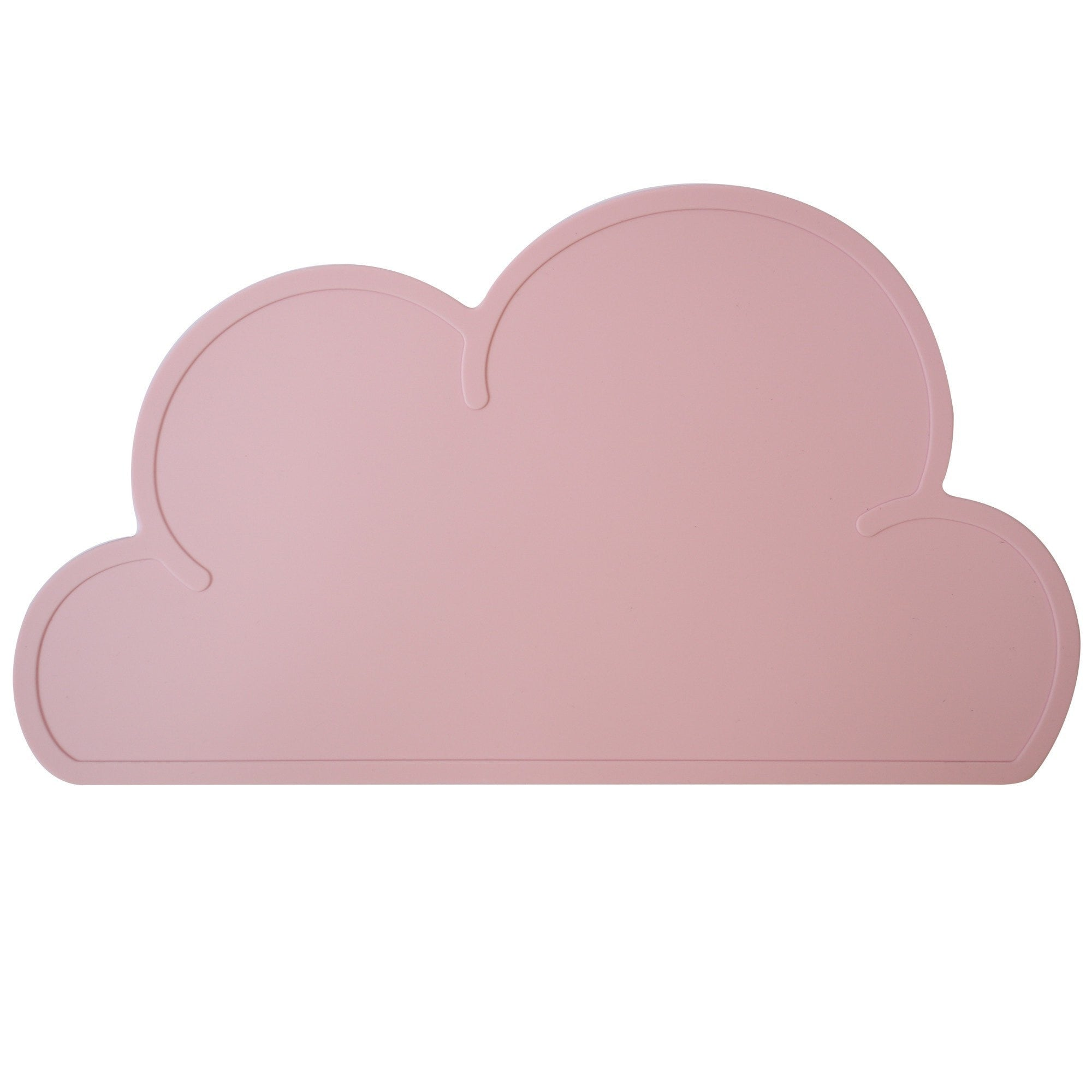 PINK CLOUD PLACEMAT - iDecorate