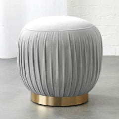 PLEATED STOOL
