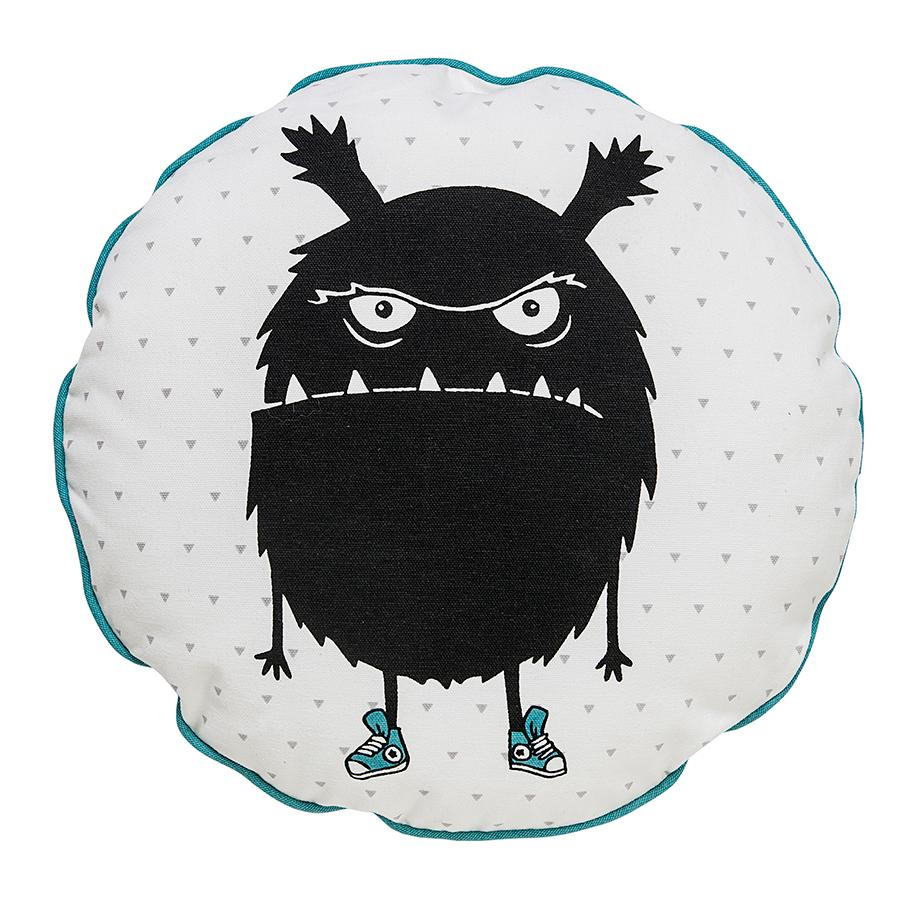 LITTLE MONSTER CUSHION