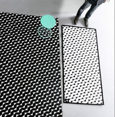 STRIDE OUTDOOR MAT - iDecorate