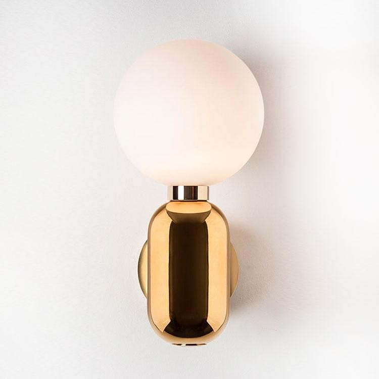 GATSBY GOLD WALL SCONCE