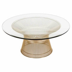 PLATNUM COFFEE TABLE