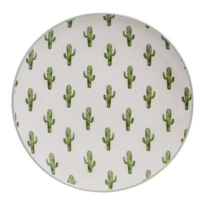 SMALL CACTUS PLATE