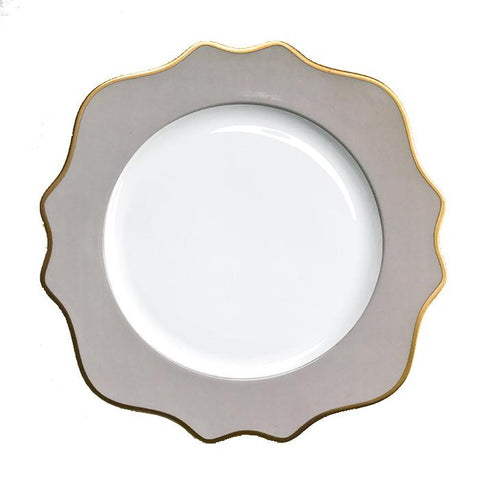 DALI LIGHT GREY CHARGER PLATE