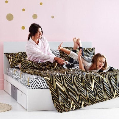ZIG ZAG PILLOWCASE