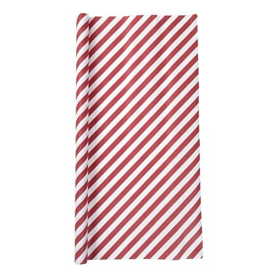 RED GIFT WRAPPING PAPER