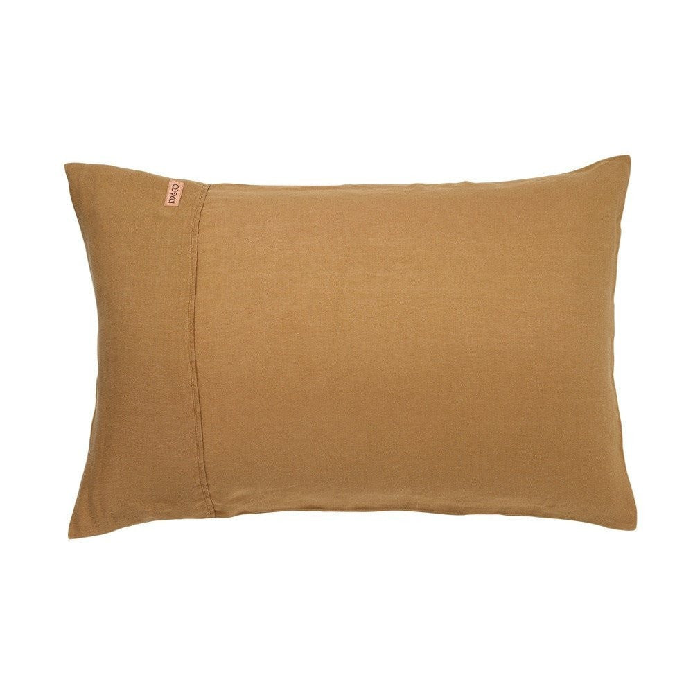 PLANTATION LINEN PILLOWCASE SET OF 2