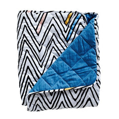 ZIG ZAG QUILTED MAT