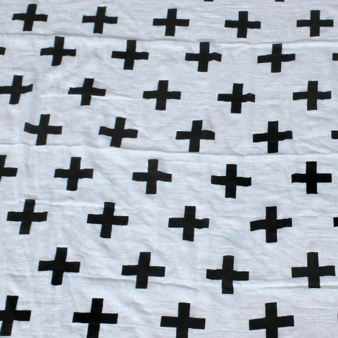 CROSSES ORGANIC COTTON WRAP