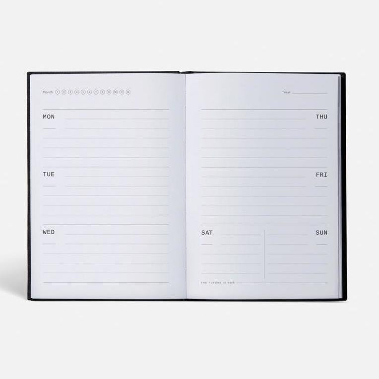 THE DAILY LIST NOTEBOOK
