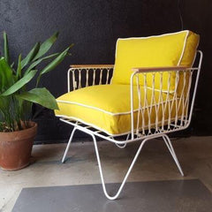 NEWPORT LOUNGE CHAIR