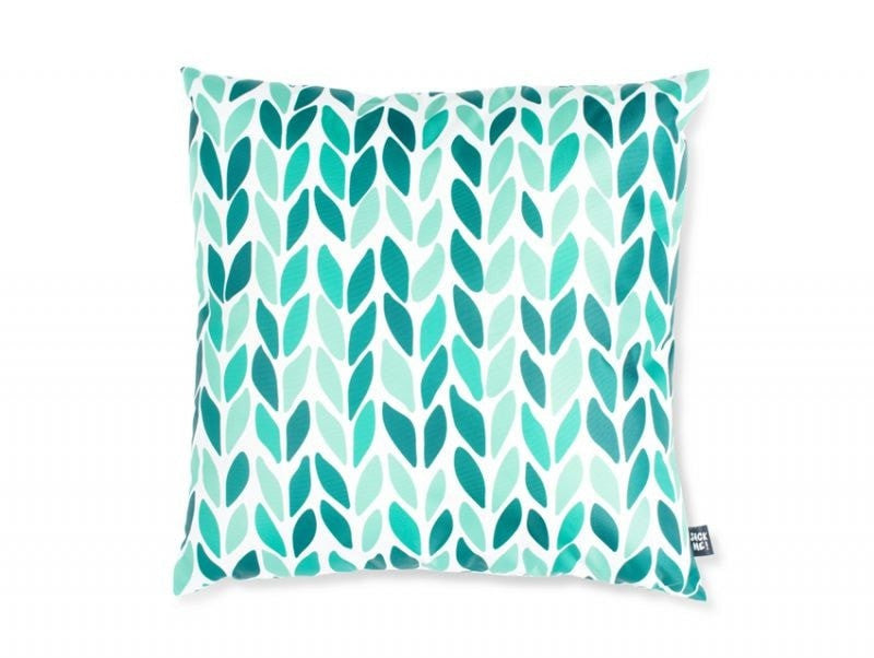 GREEN LEAF WATERPROOF CUSHION