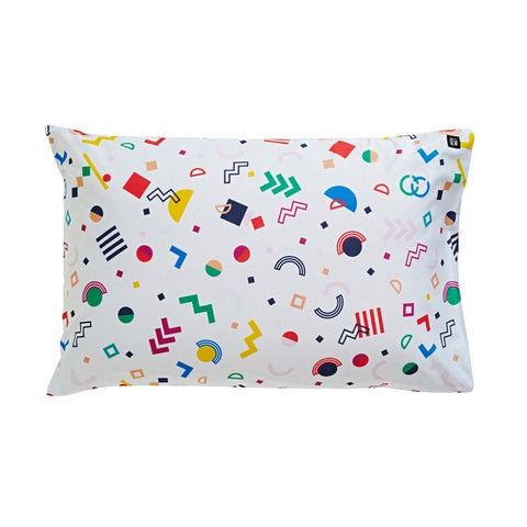 SHAKE SHAPE PILLOWCASE
