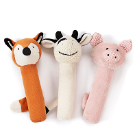 FELIX BABY RATTLE - iDecorate