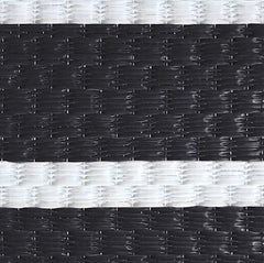 BLACK BON BON OUTDOOR MAT