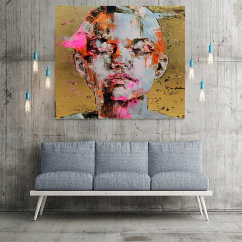 'GOLD 20' MARCO GRASSI LIMITED EDITION PRINT