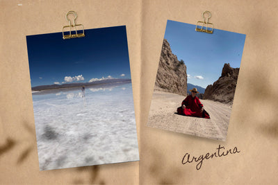 TRAVEL WITH US: ARGENTINA