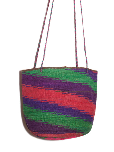 Ecuadorian large Shigra bag