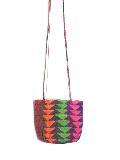 Ecuadorian small Shigra bag