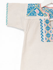 Mexican Chenteña Baby Tunic - 1/2 years