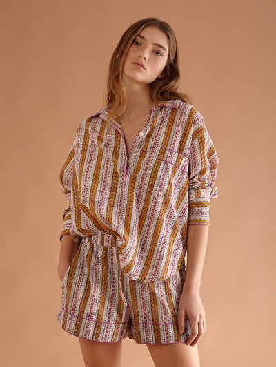 Indian short pajama set