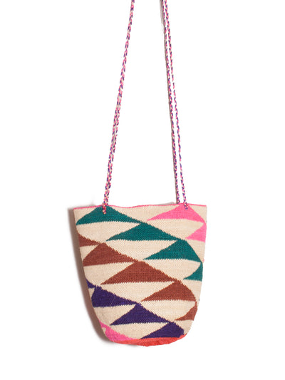 Ecuadorian medium Shigra bag