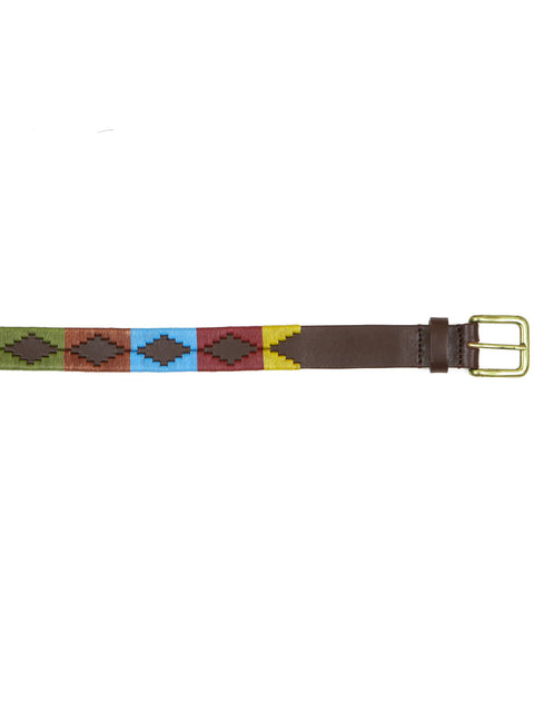 ETHICAL FASHION, CRAFTSMANSHIP, SUSTAINABLE FASHION, TRADITIONAL FASHION, ETHNIC FASHION, BOHEMIAN FASHION, MODA ETICA, MODA SOSTENIBILE, TECNICHE ARTIGIANALI, MODA TRADIZIONALE, MODA ETNICA, VESTITI BOHEMIAN, COLORFUL BELT, CINTURE COLORATE, CINTURA RICAMATA A MANO, HANDEMBROIDERED BELT, POLO BELT, CINTURE DA POLO, CINTURA DI PELLE, CINTUA DI CUOIO, LEATHER BELT, MADE IN ARGENTINA, HANDMADE IN ARGENTINA